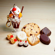 ・お菓子なアクセサリ…