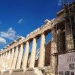 アテネ- パルテノン…