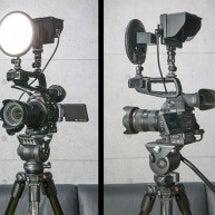 カメラオンLEDを導…