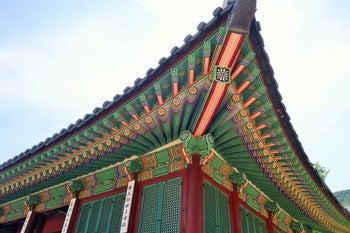南漢山城 行宮2