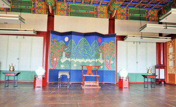 南漢山城 行宮1