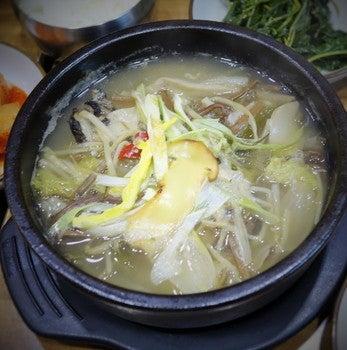 故郷山川 両班のスープ