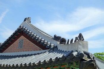 南漢山城 行宮3