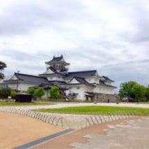 富山城(模擬天守)