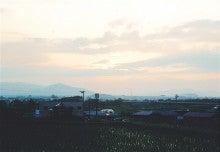 北上川と南昌山