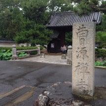 雨の日の坐禅会