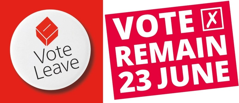 Vote Leave or Remain 20160623