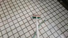 タイル清掃