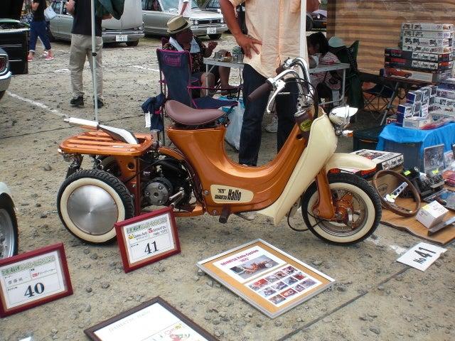 石和クラシックカーフェス『バイク』