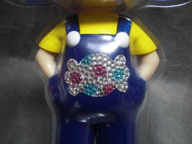 キラキラミルキー首ふりペコちゃん人形