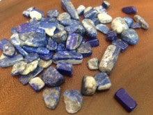 青い天然石