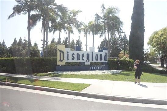 ディズニーランドホテル その1
