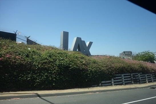 LAX脱出