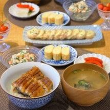 休日の和食な晩ごはん