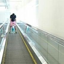 歩くエスカレーター☆…