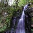 万場中の滝