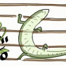 対カナヘビ戦