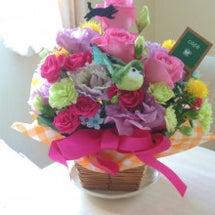 お花を楽しむ&久々の…