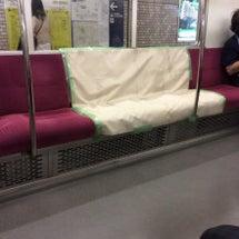 日比谷線の座席