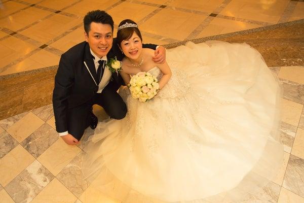 横浜ロイヤルパークホテル 結婚式 写真 ダパンダ