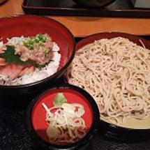 丼とお蕎麦ランチセッ…