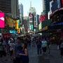 タフな街ニューヨーク…