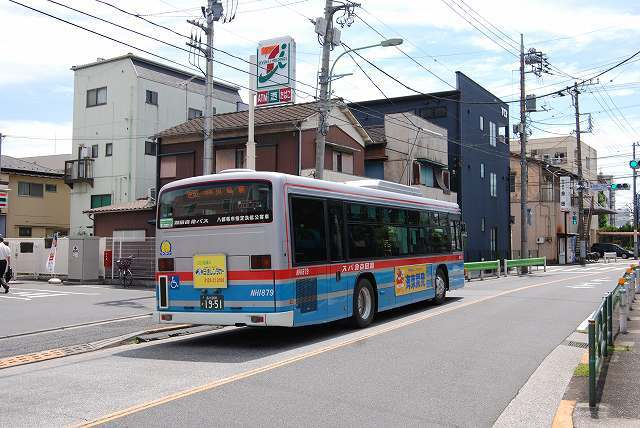 2羽田京急バス後追い