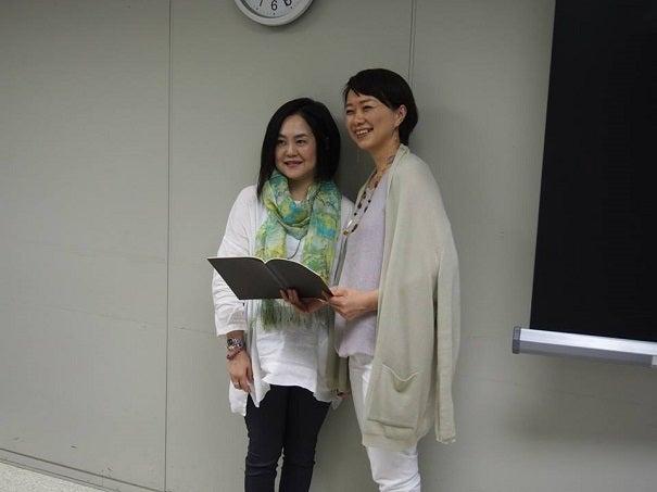 Yuさんと智子先生