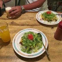 沖縄旅行3日目夕食 …