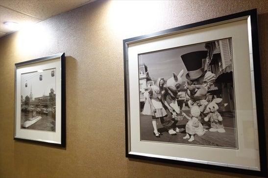 廊下に昔の写真 その2