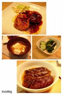 茶色い食卓