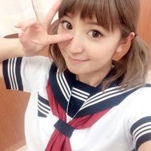 セーラー服☆