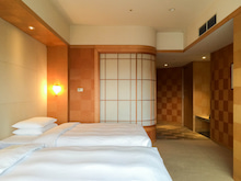 Grand hyatt fukuoka club twin 201606 2