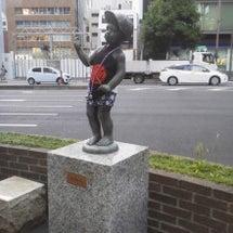 街の銅像(モニュメン…