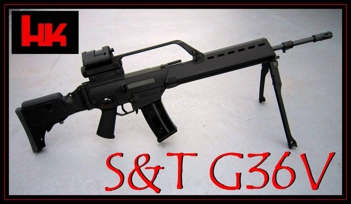umarex g36v