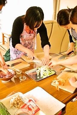 柏オーガニック料理教室 野菜の切り方