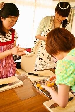 柏オーガニック料理教室 かぼちゃボール