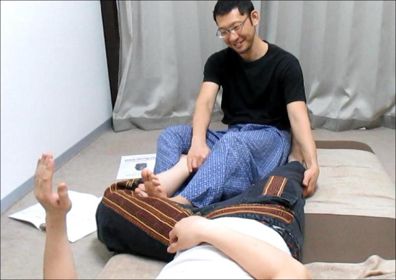 タイ古式マッサージ上級編☆レベル3☆アドバンス2