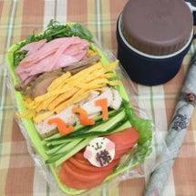 【中2】今週のお弁当…