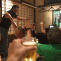 広島ミーティング 夜…