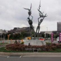 姫路港のモニュメント