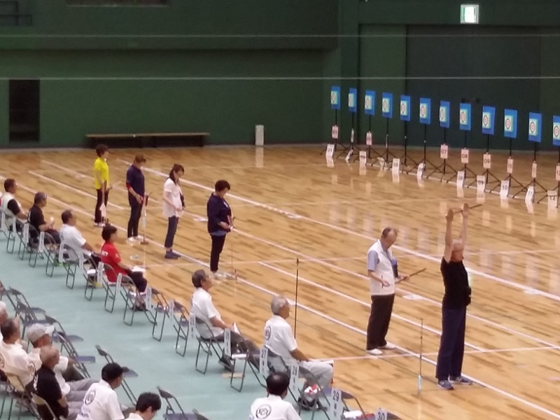 10m優勝決定戦