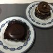 チョコレートケーキの…