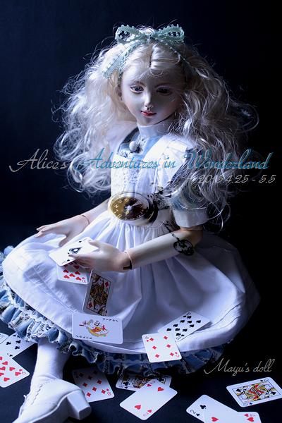 Mayu's doll-74「Alice」