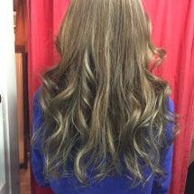 最近作った髪型609…