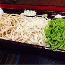 ☆3色蕎麦☆
