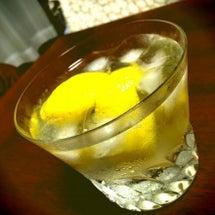 自家製レモンサワー!