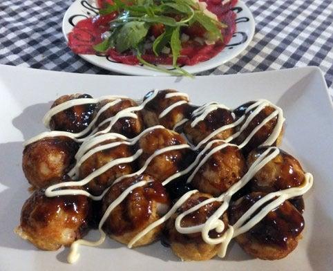 takoyaki&carpaccio-1