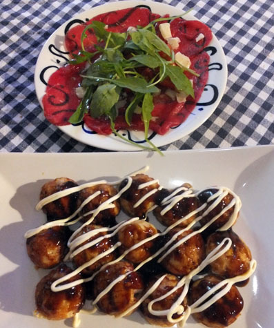takoyaki&carpaccio-2