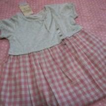 娘の洋服購入☆